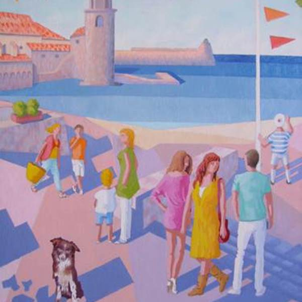 Charles d'Arracq- Collioure