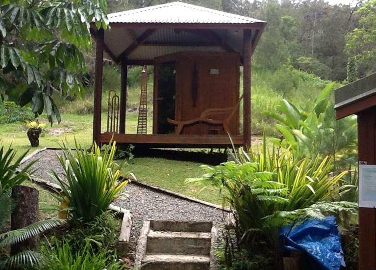 Sauna Refuge de Farino