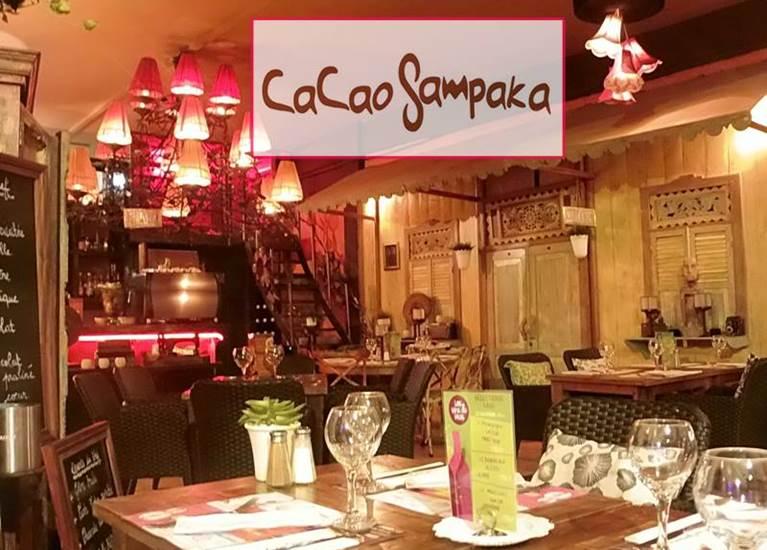 Bienvenue chez Cacao Sampaka - Restaurant à Nouméa