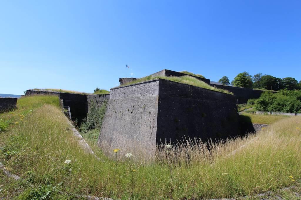 Charlemont - Citadelle de Givet