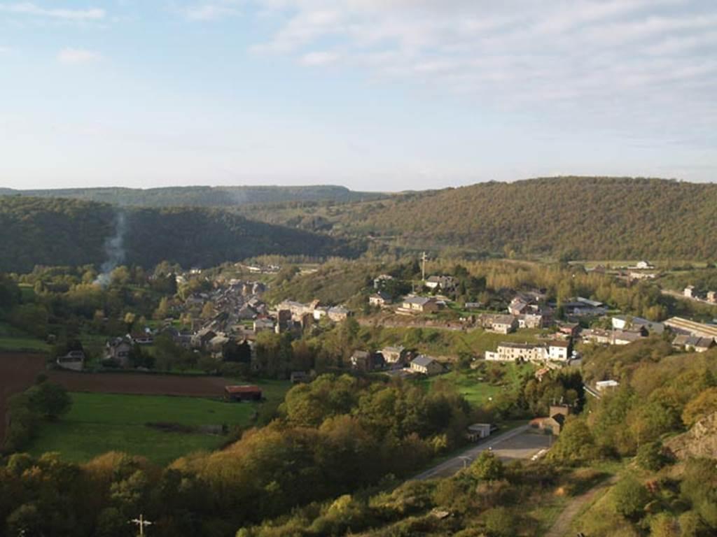 Point de vue sur la Meuse