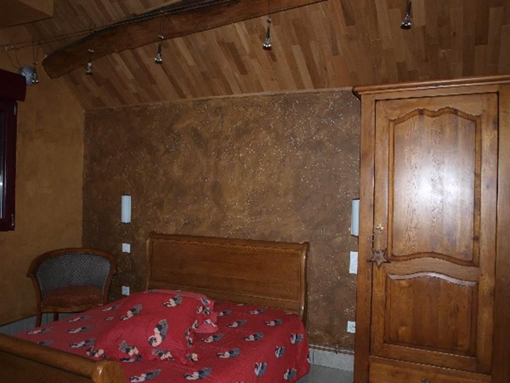 Chambre - Gîte Les Cabus -MS 144